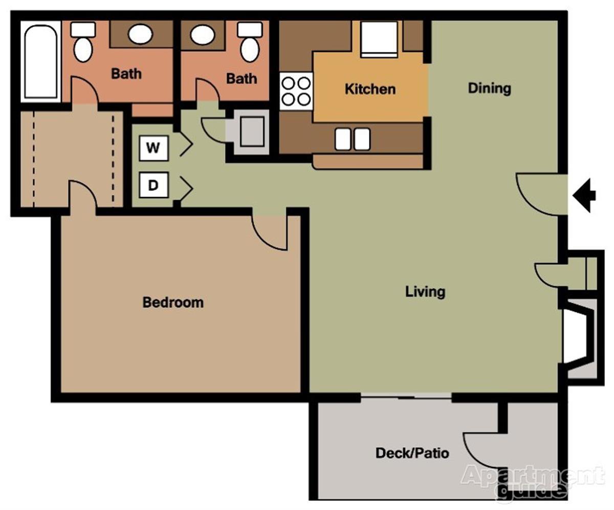 Autumnwood apartments apartment in huntsville al - One bedroom apartments birmingham al ...